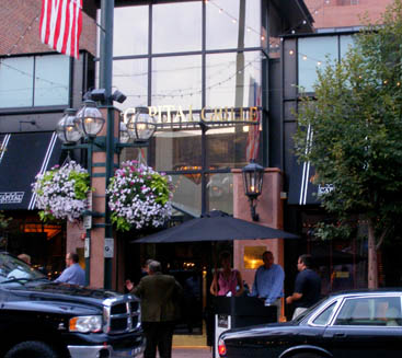 The Capital Grille In Denver Co Photo Visitor Reviews