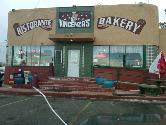 Vincenzan Italian Bakery in Wheat Ridge, Colorado